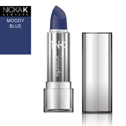 Moody Blue Lipstick by NKNY