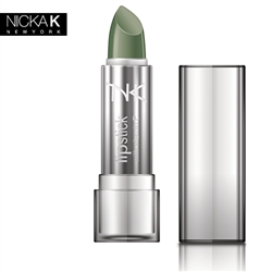 Moody Green Cream Lipstick by NKNY