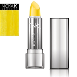 Aureolin Yellow Cream Lipstick by NKNY