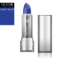 Smalt Blue Lipstick by NKNY