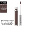Chocolate Flavour LipShine by Nicka K New York