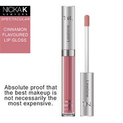 Cinnamon Flavour LipShine by Nicka K New York