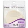 Professional Makeup Sponge Rounds 4 Pack