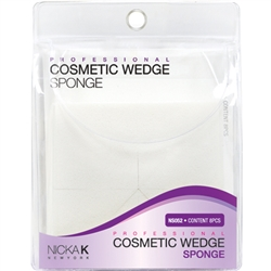 Professional Wedge Sponges by Nicka K New York