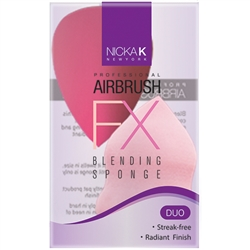 Airbrush FX Makeup Blending Sponge Duo Pack