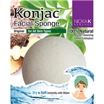 Original Konjac Facial Sponge for Normal, Trouble-Free Skin