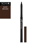 Dark Brown Automatic Eyeliner Pencil by Nicka K New York