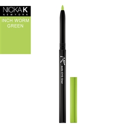 Inch Worm Automatic Eyeliner Pencil by Nicka K New York