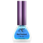 Blue Diamond Nails Top Coat