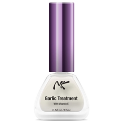 Garlic Nail Treatment with Vitamin E