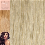 18 Inches, 120 Grams Remy Human Hair Extensions Colour 60