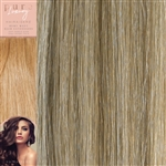 18 Inches, 120 Grams Remy Human Hair Extensions Colour P18/SB