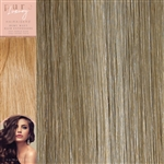 120 Grams 20 Inches Straight Weft Pure Hair Extensions Colour P12/SB