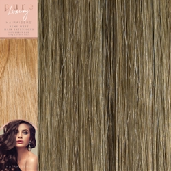 20 Inches, 120 Grams Remy Human Hair Extensions Colour P14/24
