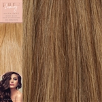 120 Grams 20 Inches Straight Weft Pure Hair Extensions Colour P5/27