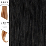 Pure Remy Clip In Hair Extensions 14 Inches Colour 2