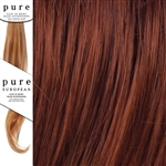 Pure Remy Clip In Hair Extensions 14 Inches Colour 32