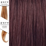 Pure Remy Clip In Hair Extensions 14 Inches Colour 33
