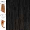 Pure Remy Clip In Hair Extensions 14 Inches Colour 4