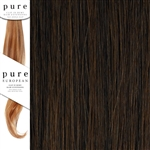 Pure Remy Clip In Hair Extensions 14 Inches Colour 5