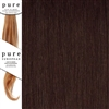 Pure Remy Clip In Hair Extensions 14 Inches Colour 99J