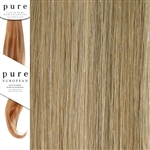 Pure Remy Clip In Hair Extensions 14 Inches Colour P16/22