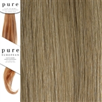 Pure Remy Clip In Hair Extensions 14 Inches Colour P18/22