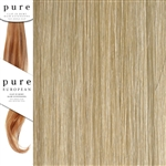 Pure Remy Clip In Hair Extensions 14 Inches Colour P22/SB