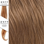 Pure Remy Clip In Hair Extensions 18 Inches Colour 27