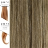Pure Remy Clip In Hair Extensions 18 Inches Colour P14/24
