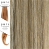 Pure Remy Clip In Hair Extensions 18 Inches Colour P18/SB