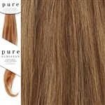 Pure Remy Clip In Hair Extensions 18 Inches Colour P5/27