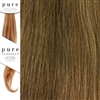 Pure Remy Clip In Hair Extensions 22 Inches Colour 8/12