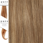Pure Remy Clip In Hair Extensions 22 Inches Colour P12/14/16
