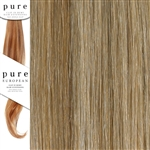 Pure Remy Clip In Hair Extensions 22 Inches Colour P27/SB