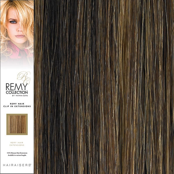 Remy Clip In 18 Inches Human Hair Colour 427 By Hairaisers