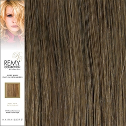 Hairaisers Remy Clip In Human Hair Extensions Colour 14 20 Inches