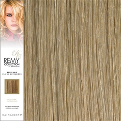 Hairaisers Remy Clip In Human Hair Extensions Colour 16 20 Inches
