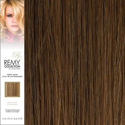 Hairaisers Remy Clip In Human Hair Extensions Colour 30 20 Inches