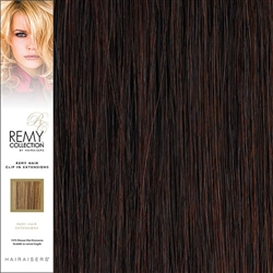 Hairaisers Remy Clip In Human Hair Extensions Colour 32 20 Inches