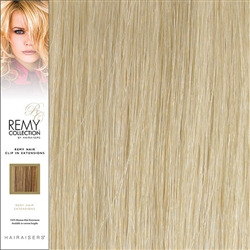 Hairaisers Remy Clip In Human Hair Extensions Colour SB 20 Inches