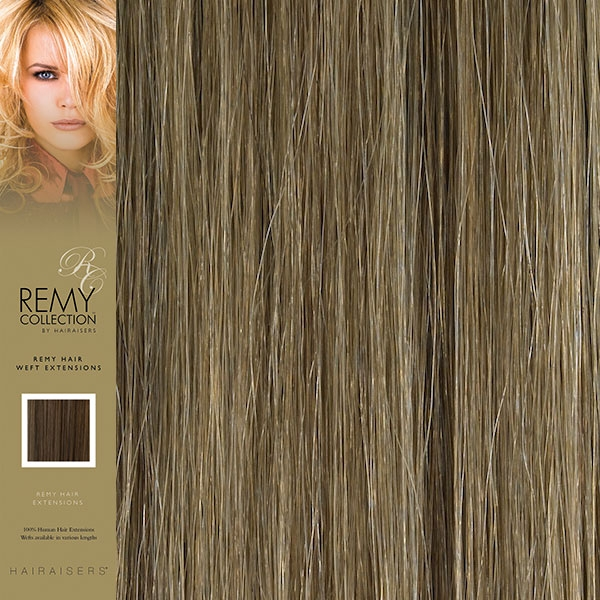 Indian Remy Weft 16 Inches Colour 1424 Human Hair Weft Extensions