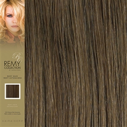 Hairaisers Indian Remy Human Hair Weft Extensions Colour 14 16 Inches