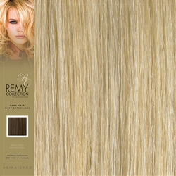Hairaisers Indian Remy Human Hair Weft Extensions Colour 24/SB 16 Inches