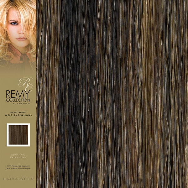 Indian Remy Weft 16 Inches Colour 427 Human Hair Weft Extensions