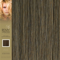 Hairaisers Indian Remy Weft Human Hair Extensions Colour 10 18 Inches