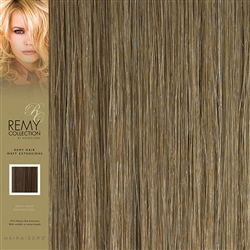 Hairaisers Indian Remy Weft Human Hair Extensions Colour 12 18 Inches