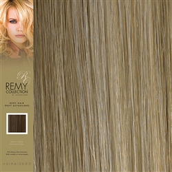 Hairaisers Indian Remy Weft Human Hair Extensions Colour 16/SB 18 Inches