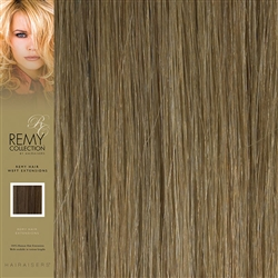 Hairaisers Indian Remy Weft Human Hair Extensions Colour 18 18 Inches