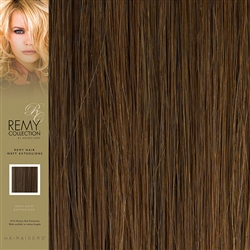 Hairaisers Indian Remy Weft Human Hair Extensions Colour 30 18 Inches